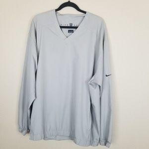 Nike Golf Lightweight V Neck Pullover